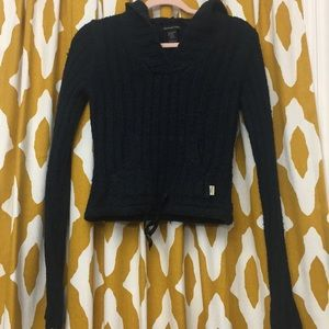 Abercrombie and Fitch blue sweater